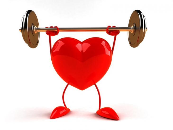 Работа сердца становится сильнее даже при незначительной нагрузке при гипертонии