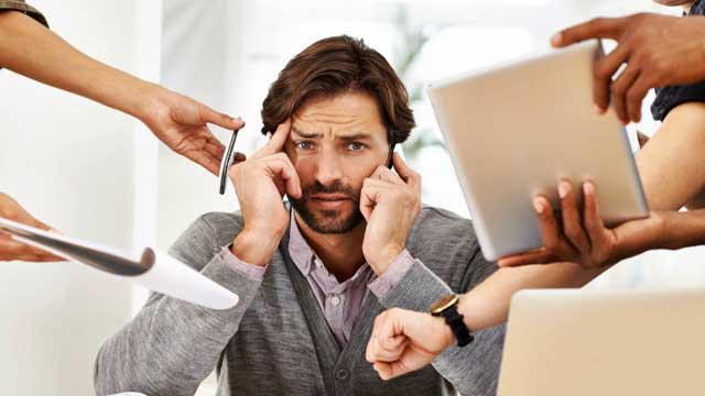 Постоянные стрессы при гипертонии