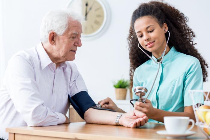 Гипертонический криз 3 степень 3 риск 4 - Для Диабетика