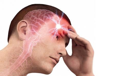 боль в затылочной части головы, чувство пульсации