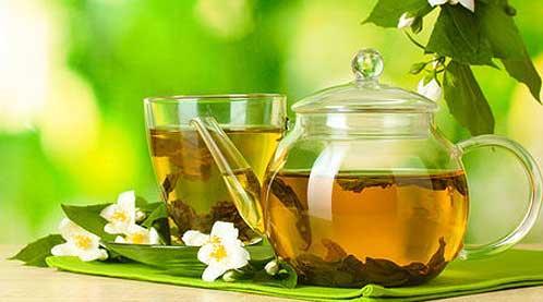 Зеленый чай при давление