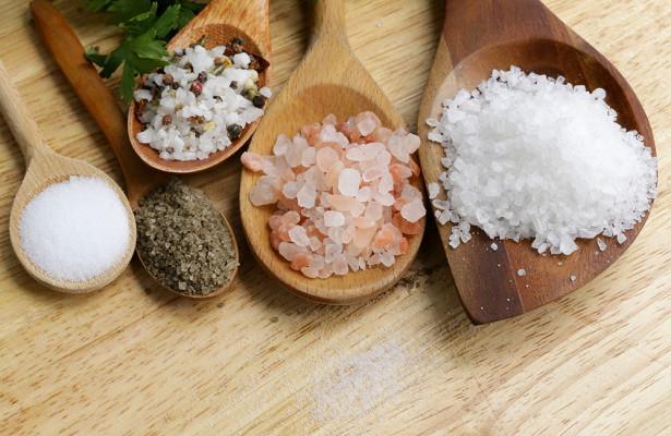 Сократить употребление соли