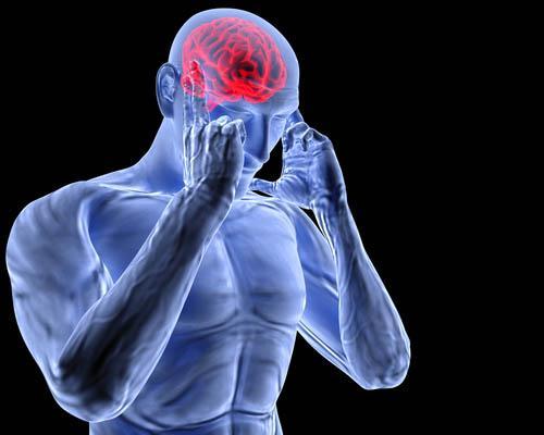 Происходит возбуждение нервной системы