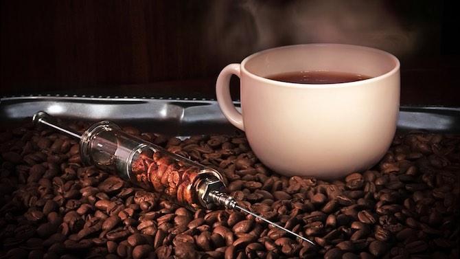 не злоупотреблять кофе и веществами, в которых есть кофеин