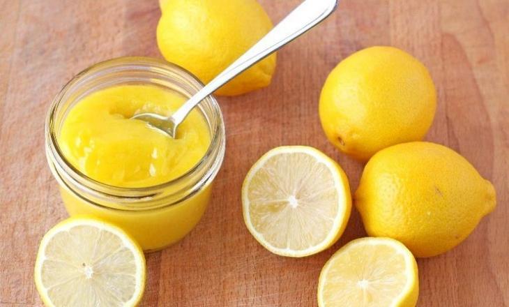Из меда и лимона