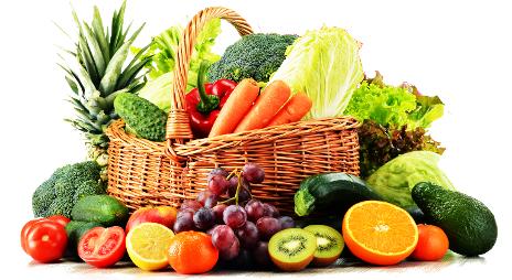 Растительными продуктами