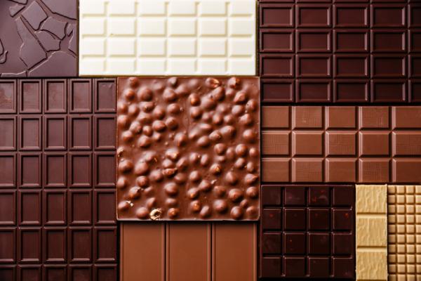 Общие свойства шоколада