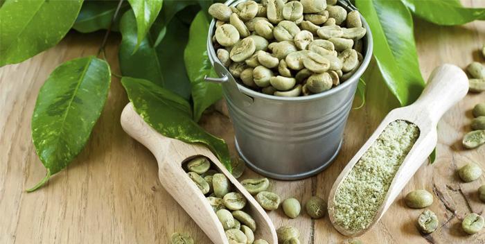 Действие зелёного кофе на давление