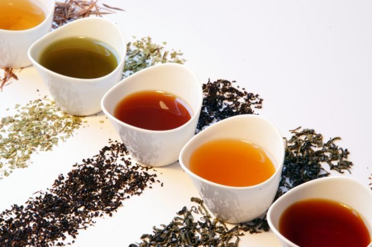 Сладкий чай при пониженном давлении