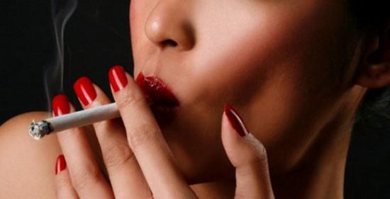 Курение при высоком давлении