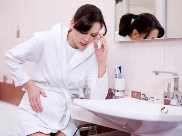 Гипотония часто возникает при беременности в результате гормональной перестройки