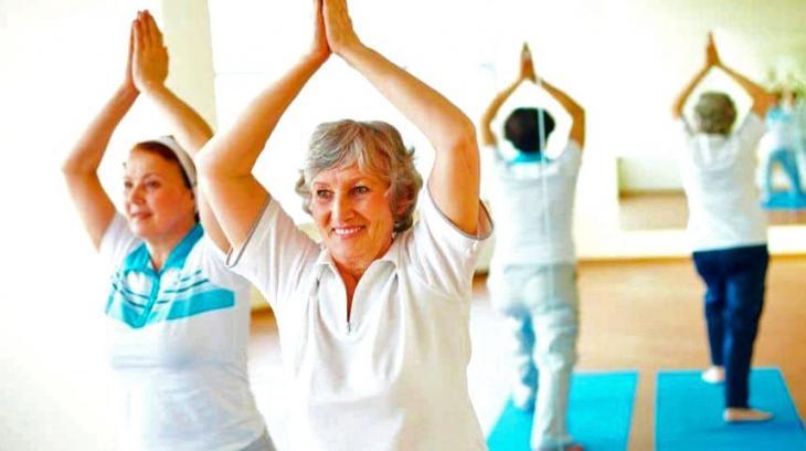 Упражнения для снижения давления