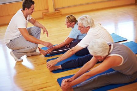 Польза гимнастики при гипертонии