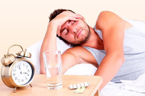 Почему ночью повышается давление