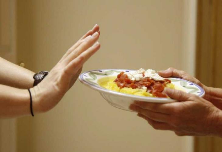 Диеты с отказом или ограничением жирных, соленых, острых блюд