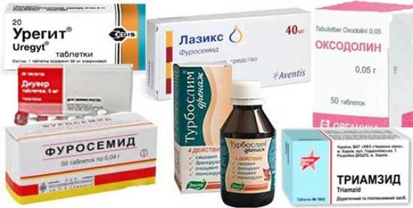 Лекарства против гипертонии