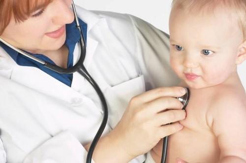 Норма давления для малышей до 1 года